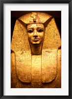 Framed Pharaoh Coffin, France
