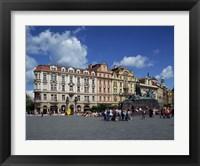 Framed Prague, Czech Republic