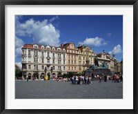 Framed Prague, Czech Republic