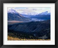 Framed Kluane National Park