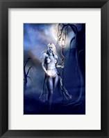 Framed Elven Priestess