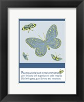 Butterfly Print 2 Framed Print
