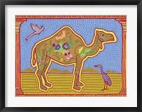 Framed C Camel