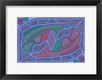 Framed Pisces