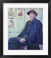 Framed Felix Feneon, 1905