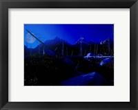 Framed Teton F