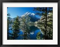 Framed Teton G