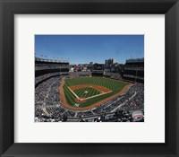 Framed Yankee Stadium 2015