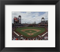 Framed Citizens Bank Park 2015