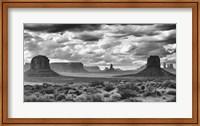 Framed Monument Valley 13
