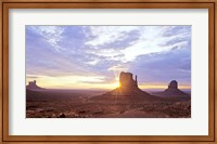 Framed Monument Valley 2