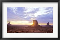 Framed Monument Valley 2