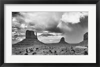Framed Monument Valley 8