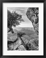 Framed Grand Canyon 7