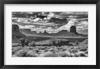 Framed Monument Valley 15