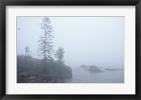 Framed Lake Superior 14