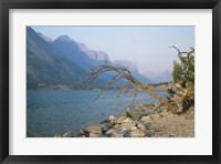 Framed Glacier National Park 13