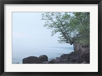 Framed Lake Superior 5