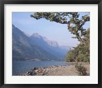 Framed Glacier National Park 12