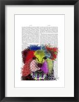 Yorkshire Terrier - Patchwork Framed Print