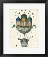Butterfly House Framed Print