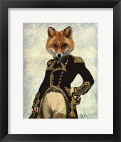 Framed Admiral Fox Full II