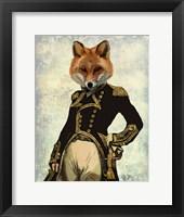 Admiral Fox Full II Framed Print