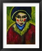 Framed Mother of Nikita, c. 1910