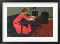 Framed Portrait of Misia Sert