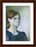 Framed Self-Portrait, 1883