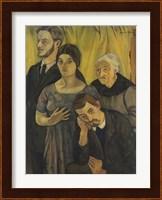 Framed Family Portrait, 1912