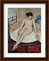 Framed Female Nude, 1922