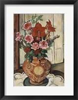 Framed Bouquet of Flowers, 1930