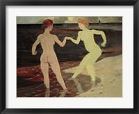 Framed Mistress and Servant, 1896