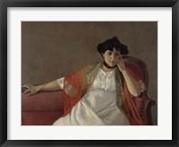 Framed Portrait of the Artist's Wife, 1905