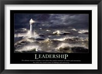 Framed Leadership