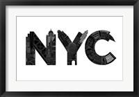 Framed NYC