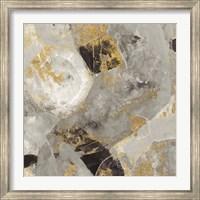 Framed Painted Desert Neutral