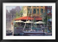 Framed Dockside Cafe