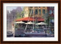 Framed Dockside Cafe