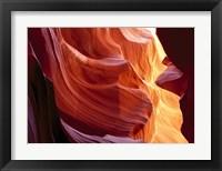 Framed Slot Canyon, Antelope Canyon, Arizona