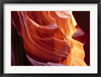 Framed Slot Canyon, Antelope Canyon, Arizona