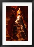 Framed Shaft of Light, Upper Antelope Canyon 2