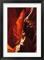 Framed Slot Canyon, Upper Antelope Canyon, Arizona