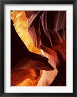 Framed Lower Antelope Canyon 1