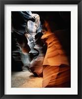 Framed Upper Antelope Canyon Interior