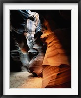 Framed Upper Antelope Canyon Interior