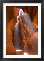 Framed Antelope Canyon, Navajo Nation, Page, Arizona