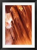Framed Lower Antelope Canyon 4