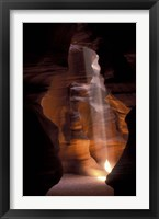 Framed Antelope Canyon, Page, Arizona